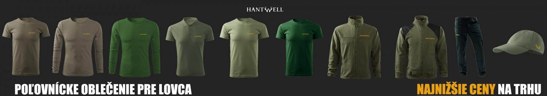 Poľovnícke oblečenie HANTWELL